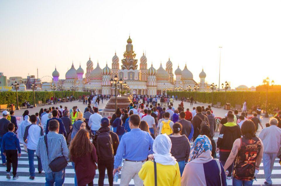 40 جهة حكومية لتأمين احتفالات دبي برأس السنة