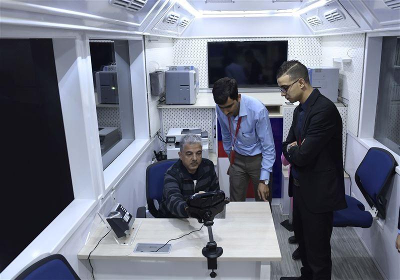 طرق دبي تقدم خدماتها عبر حافلة متنقلة ذكية تسهيلا للمتعاملين