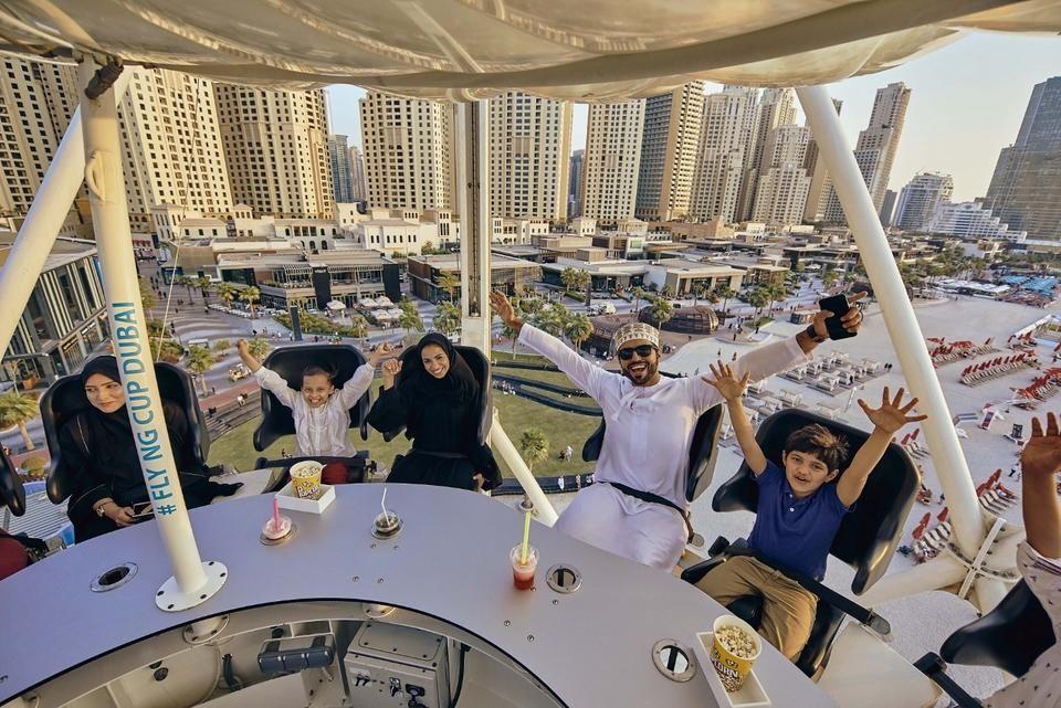 فقط في دبي.. مبادرة جديدة لتحويل الزوار إلى سفراء
