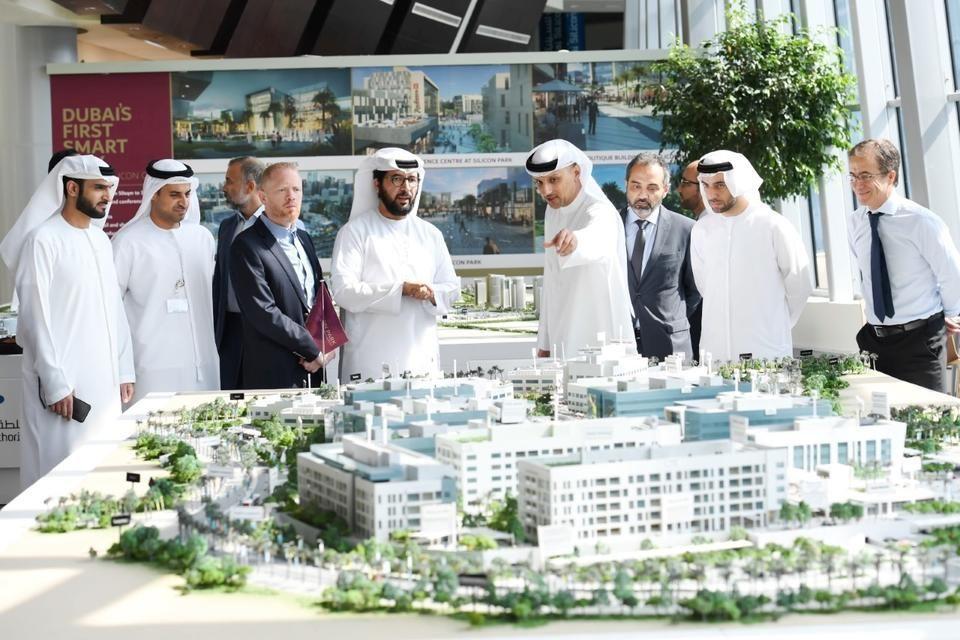 إنجاز أول مدينة ذكية متكاملة في دبي نهاية مارس المقبل