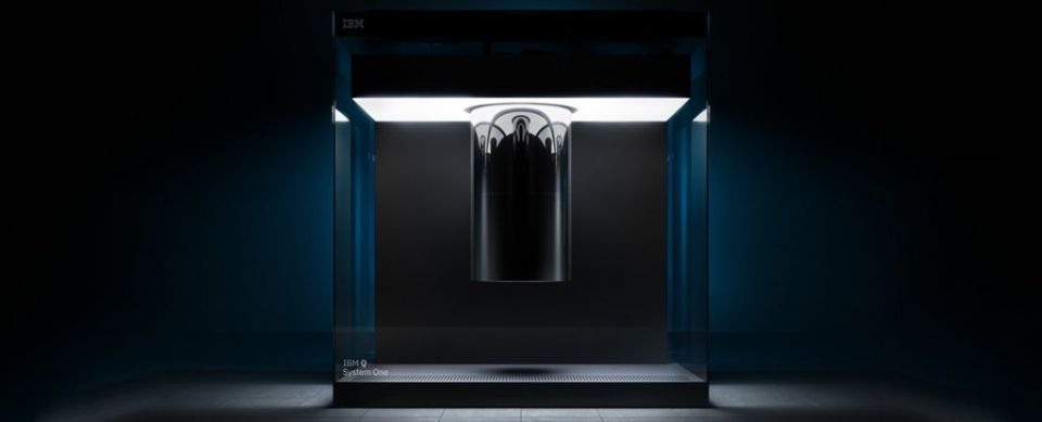 شاهد أول كمبيوتر كمومي تجاري من أي بي إم