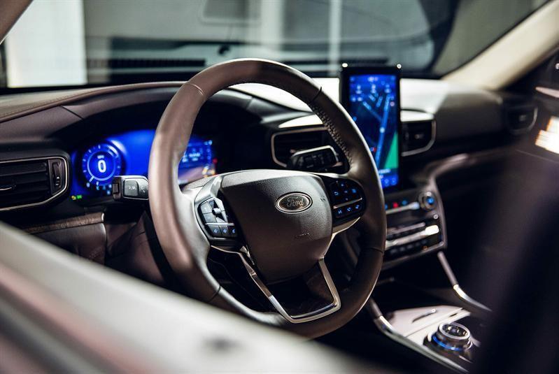 بالصور : فورد تعيد تصميم سيارتها إكسبلورر للمرة الأولى منذ 2011