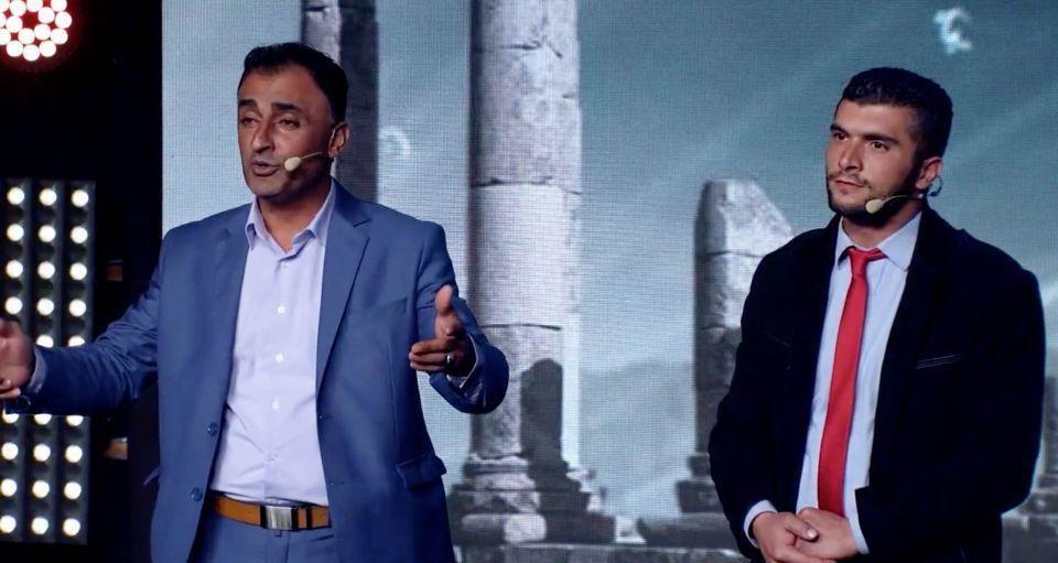 بالصور : ماجد المهندس ضيف الحلقة المباشرة الأولى من فرسان القصيد جائزة الملك عبد العزيز للأدب الشعبي