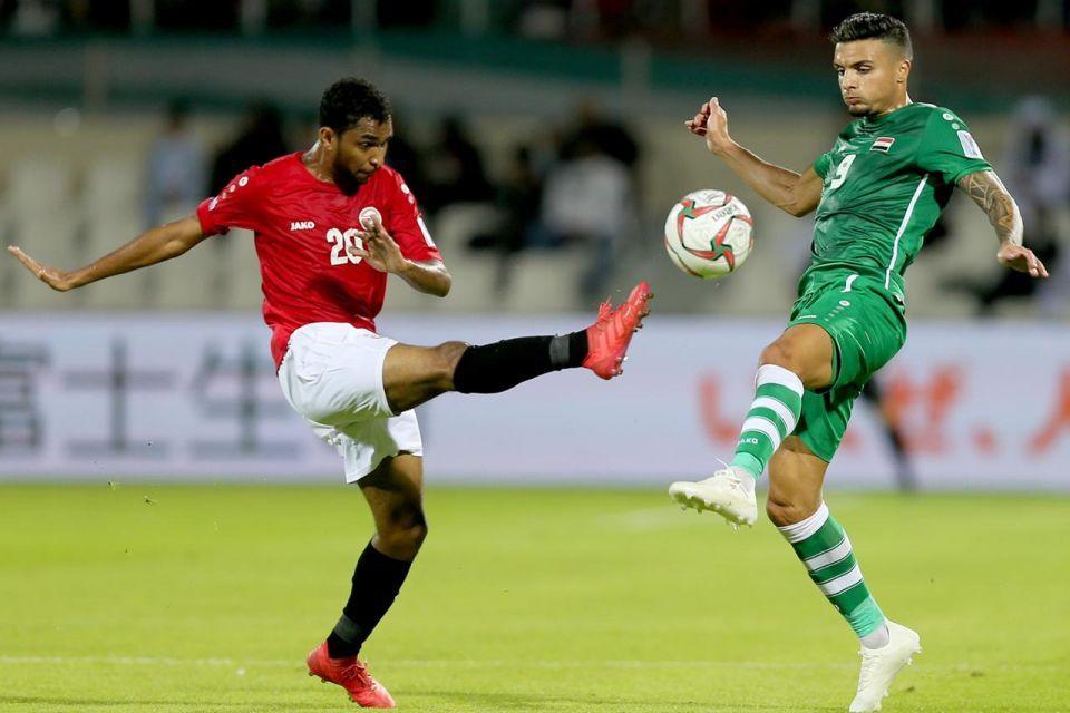 العراق تفوز على اليمن وتتأهل الى دور 16 من بطولة كأس آسيا
