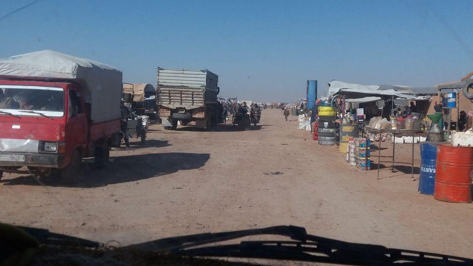 مفوضية اللاجئين تكشف حقيقة حرق سيدة سورية لنفسها في مخيم الركبان