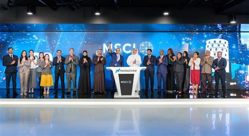 ناسداك دبي تطلق تداول العقود المستقبلية على «مؤشر إم إس سي آي» للأسهم الإماراتية