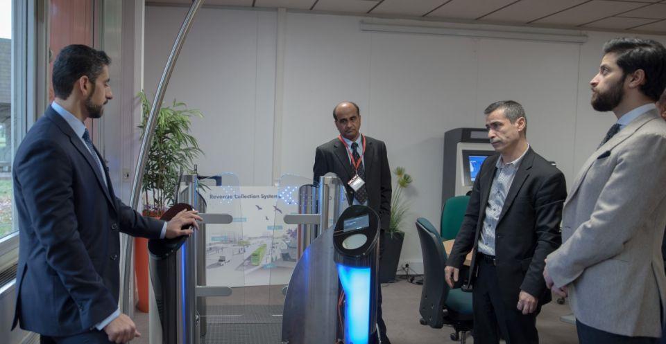 دبي: نجاح اختبارات بوابات التعرفة وبرمجيات المنظومة المركزية لمترو مسار 2020