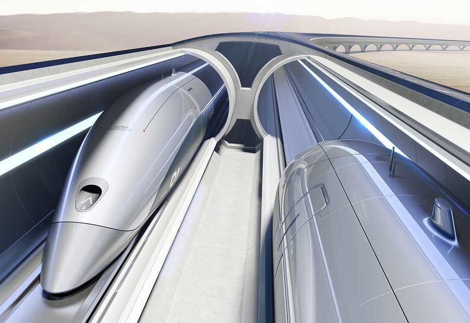 تكلفة نظام هايبرلوب أبوظبي _دبي تصل إلى 40 مليون دولار للكيلومتر الواحد
