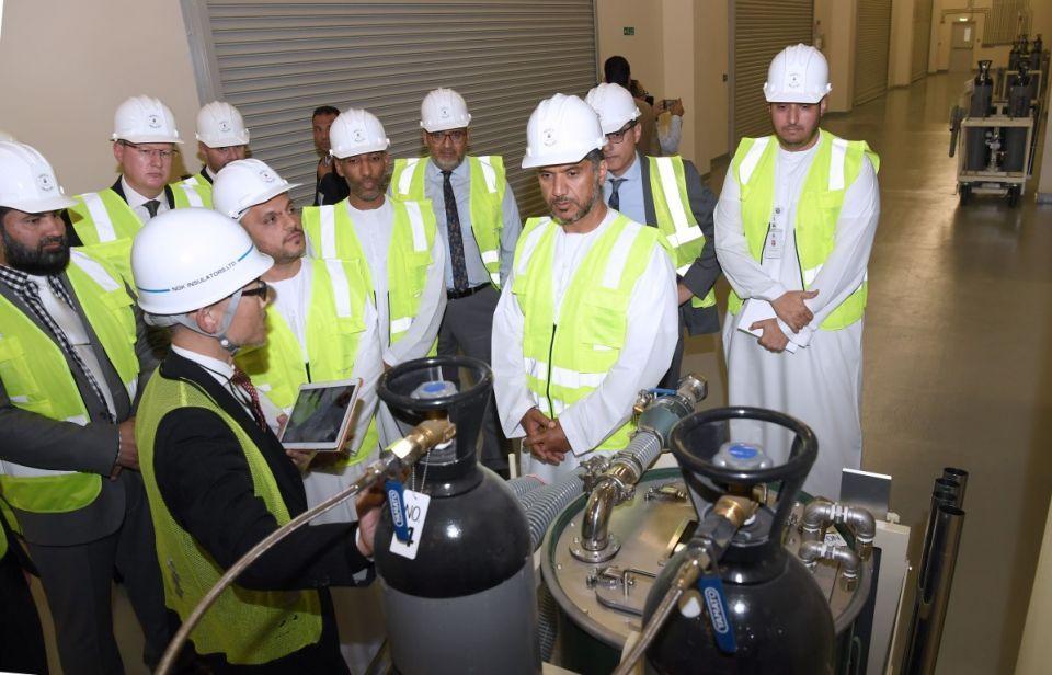 أبوظبي تفتتح أكبر مركز تحكم لتخزين الطاقة باستخدام البطاريات عالميا