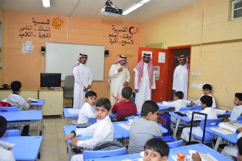 التعليم السعودية تقرر تسليم الصفوف الأولية للمعلمات