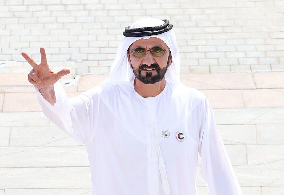 محمد بن راشد يأمر بإطلاق اسم«إكسبو» على الشارع المؤدي للمعرض
