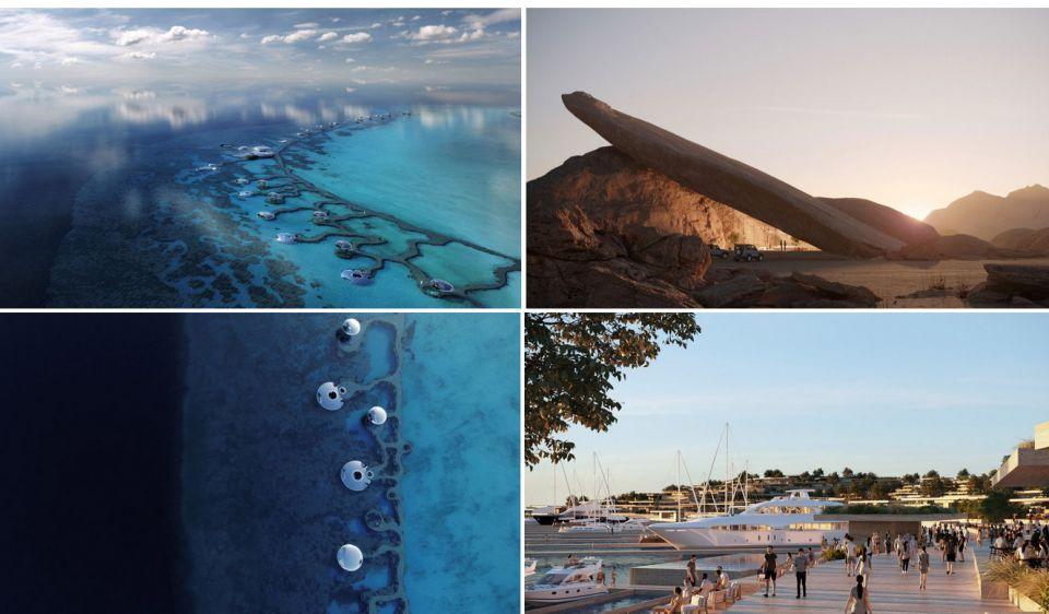 مشروع البحر الأحمر: 70 ألف فرصة وظيفية و 14 فندقاً على 5 جزر