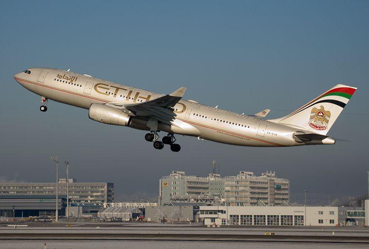 الاتحاد للطيران تبدأ إجراءات قضائية في لندن ضد مديري «اير برلين»