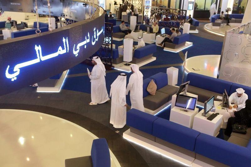 بورصة دبي ترتفع بدعم القطاع المالي وصعود معظم أسواق الأسهم الخليجية
