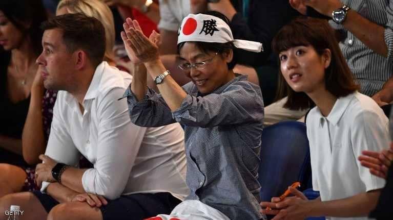 بالصور : أوساكا أول يابانية تتوج بلقب أستراليا المفتوحة للتنس