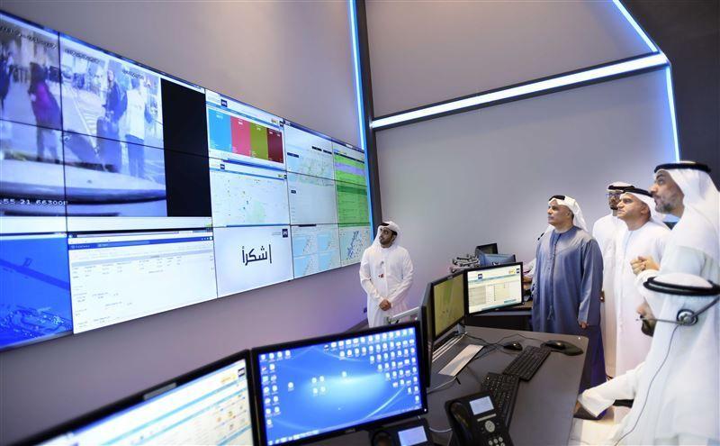 مركز تحكم جديد لتاكسي دبي لمراقبة خدمة النقل بسيارات الأجرة