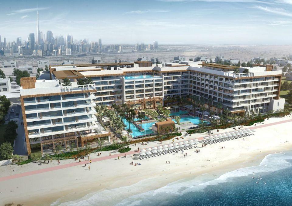 افتتاح فندق ماندارين أورينتال جميرا في دبي قريباً