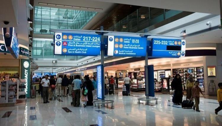 دبي الدولي يحتفظ بصدارة أكبر مطارات العالم بأعداد المسافرين