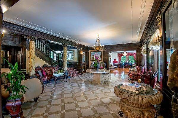 بالصور: قصر محمد علي كلاي للبيع مقابل 17 مليون دولار