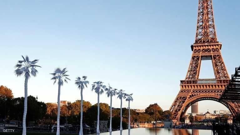 130 عاما مضت منذ بناء أيقونة باريس