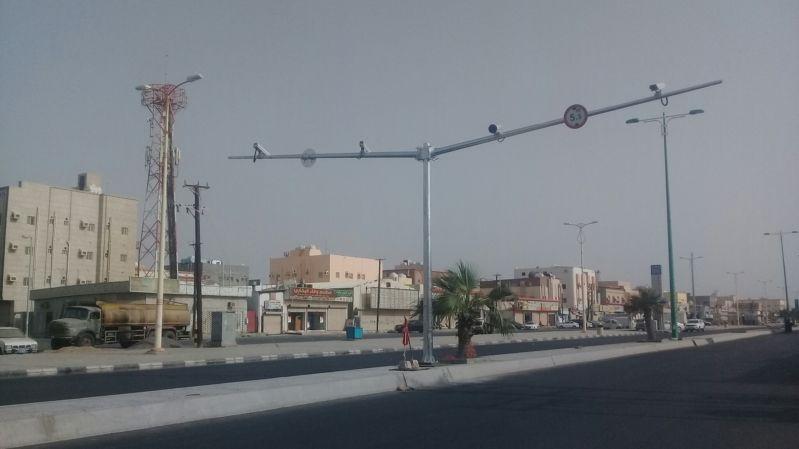 فيديو: السعودية تدشن الرصد الآلي للمخالفات المرورية في نجران