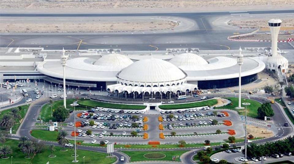 مطار الشارقة يحقق رقما قياسيا بعدد المسافرين مع التوسعة الشاملة
