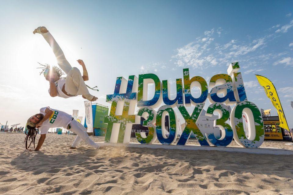 تحدّي دبي للياقة 2018 يعزز من تحول دبي إلى المدينة الأكثر نشاطاً على مستوى العالم