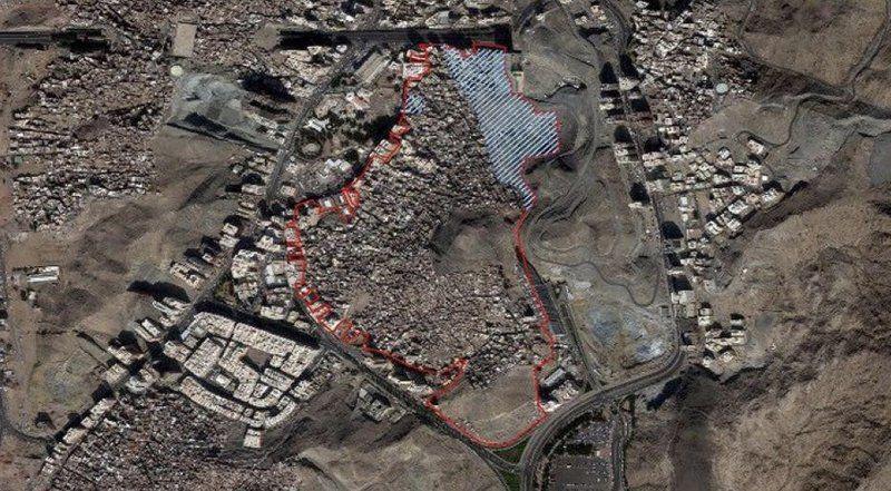 السلطات السعودية تنتهي من إزالة 120 عقاراً بالقرب من الحرم المكي