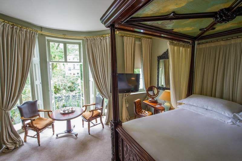بالصور : أكثر 9 فنادق رومانسية في لندن