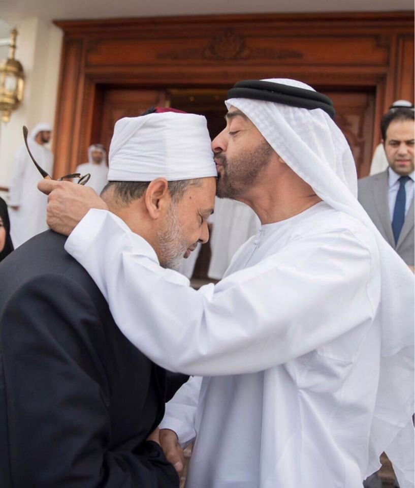 شيخ الأزهر يدعو المسلمين العرب لحماية المسيحيين