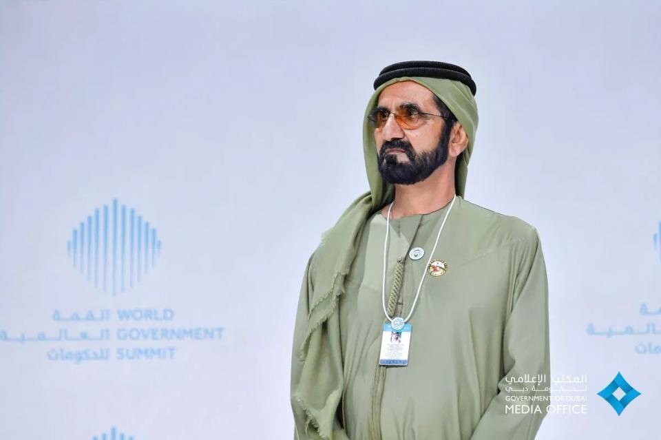 إنطلاق القمة العالمية للحكومات يوم الأحد في دبي