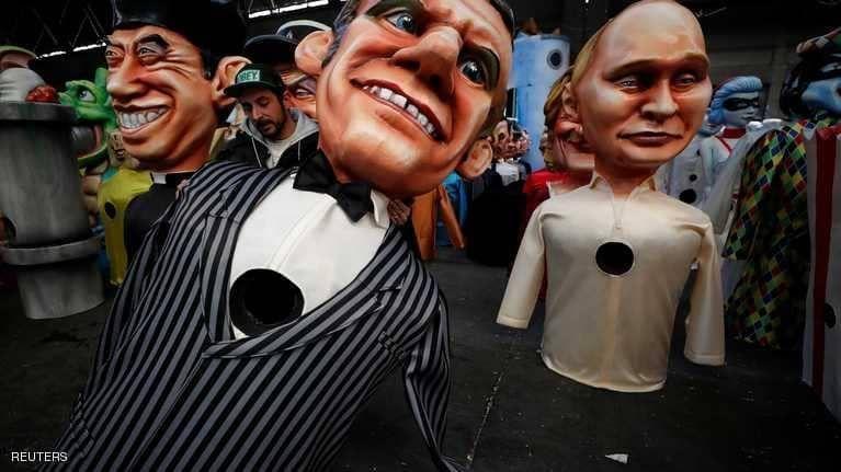 بالصور : مشاهير العالم يجوبون شوارع نيس