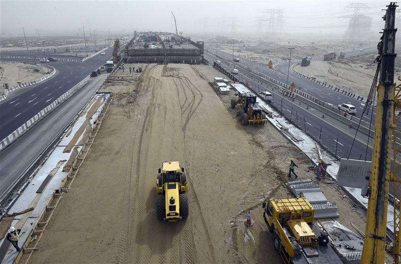 دبي: إنجاز 83% من مشروع تطوير شارع رأس الخور ومداخل المدينة العالمية