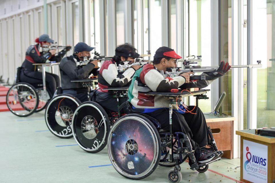 الإمارات تقتنص ميداليات 3 وضعيات وذهبية 10 متر مسدس من نصيب لاتفيا