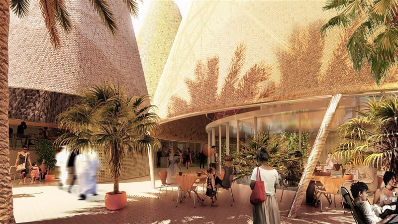 مالذي يميز جناح إسبانيا في إكسبو 2020 دبي؟
