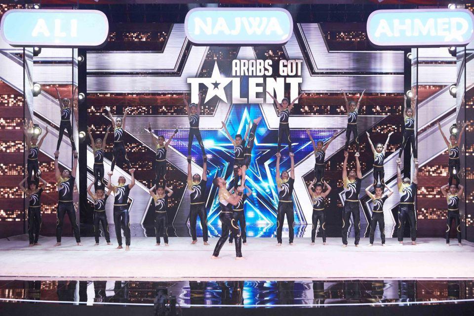 بالصور : مواهب عربيّة تفتتح الموسم السادس من Arabs Got Talent