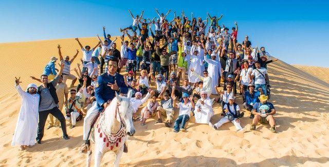 جاكي شان يعود لمغامرة جديدة بفيلم «فان جارد» في وسط دبي