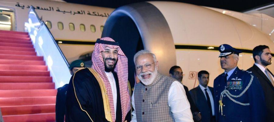 فيديو: الهند تكسر البروتوكول في استقبال ولي العهد السعودي