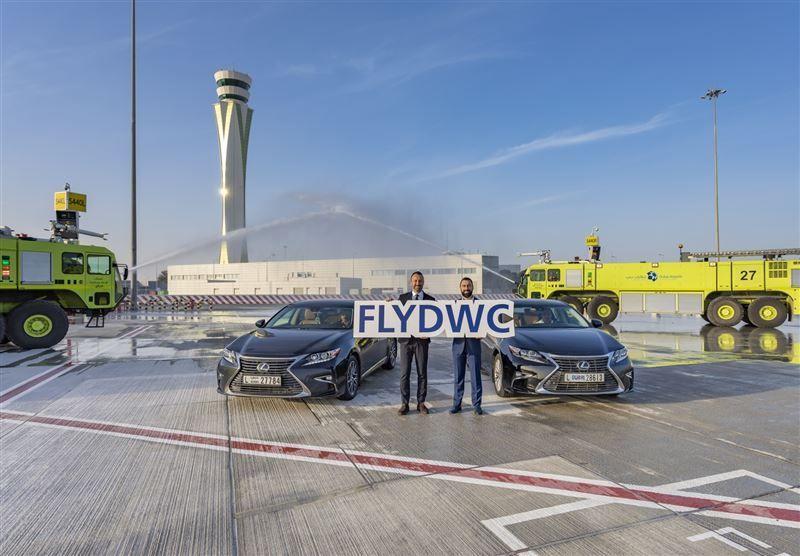 كريم تمنح 25% حسما لتوصيل المسافرين عبر مطار آل مكتوم الدولي