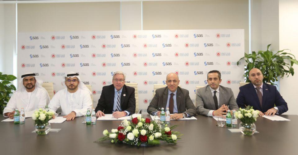 منصة ساس المّورد الرسمي لحلول تحليل البيانات للأولمبياد الخاص أبوظبي 2019