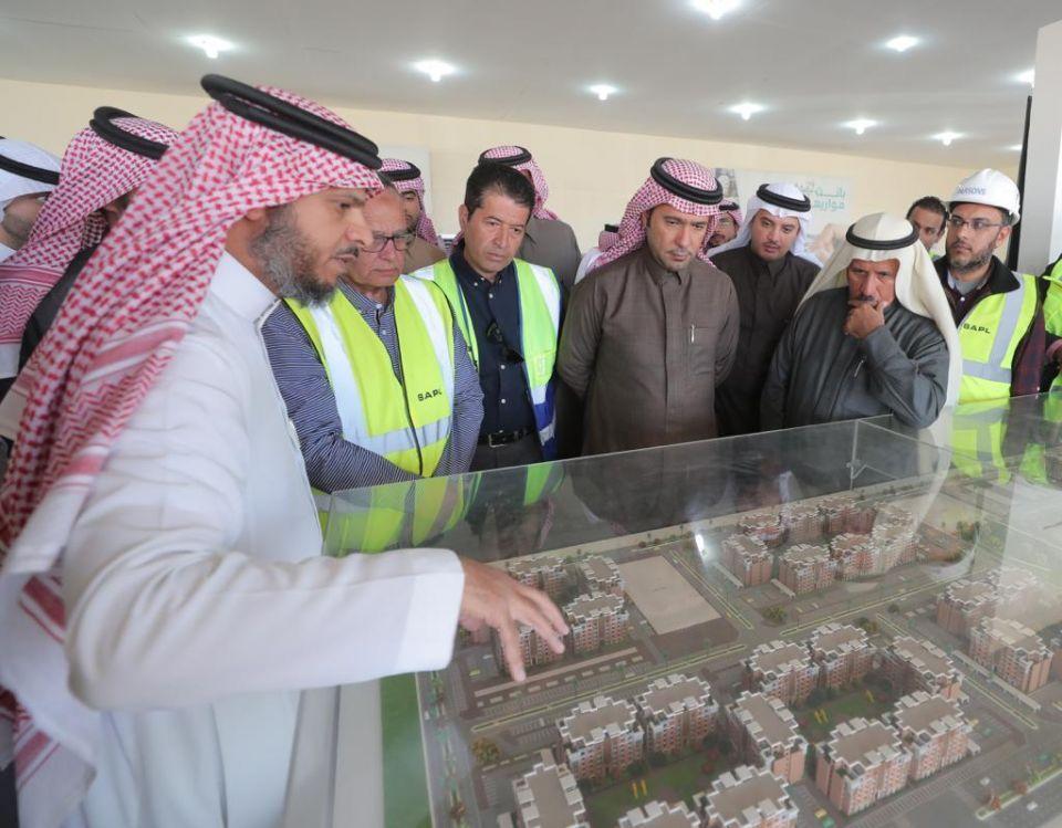 الإسكان السعودية توجه بتسليم الوحدات السكنية في مشروعين بعسير هذا العام