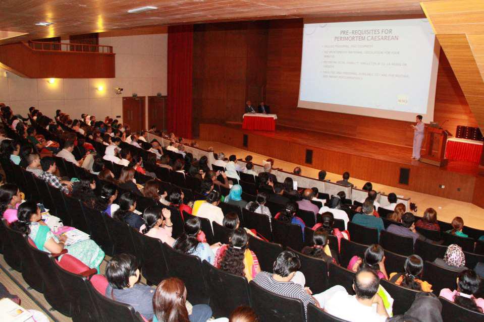 المستشفى السعودي الألماني دبي ينظم المؤتمر الثاني لطب الطوارئ