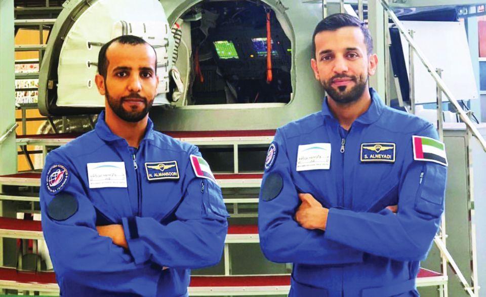 تحديد موعد انطلاق رحلة أول رائد فضاء إماراتي إلى محطة الفضاء الدولية