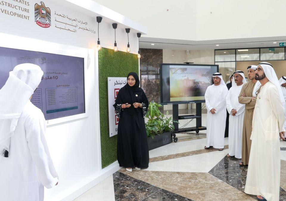 الإمارات تعتمد 11 مليار درهم لمشاريع البنى التحتية في المناطق الشمالية