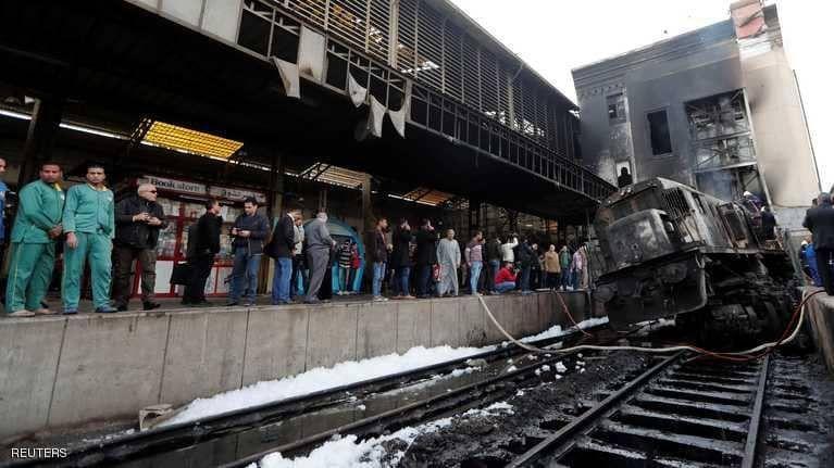 شجار بين السائقين تسبب فى حادث محطة مصر
