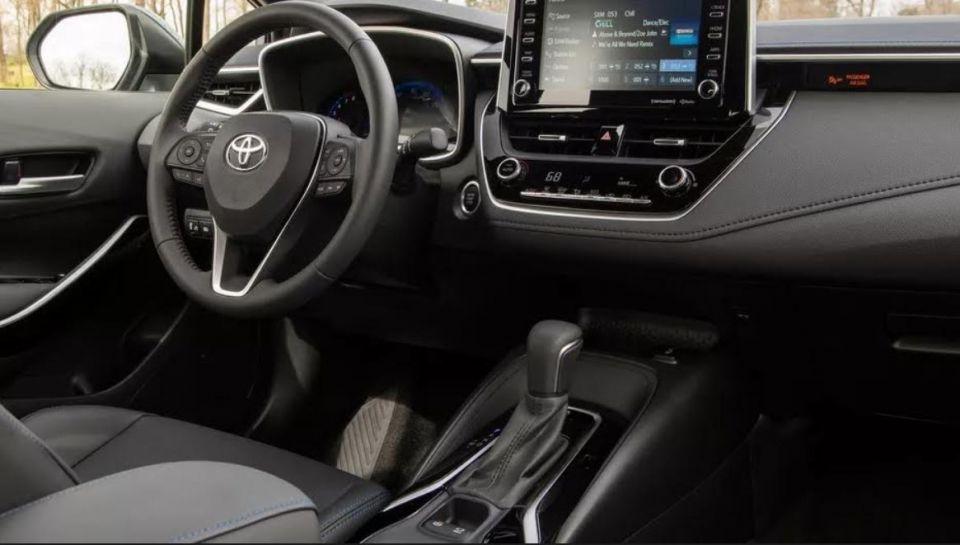 شاهد سيارة كورولا 2020 الجديدة كلياً