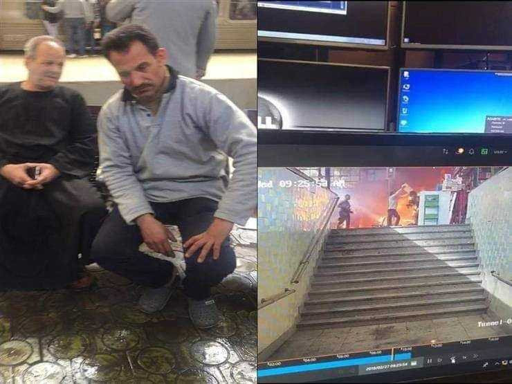 مالا تعرفه عن وليد مُرضي بطل إنقاذ ضحايا حادث #محطة_مصر
