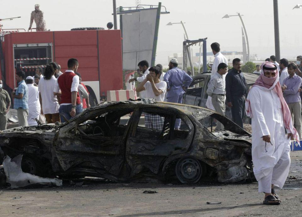 كم حادث مروري في السعودية سببه استخدام الجوال أثناء القيادة؟