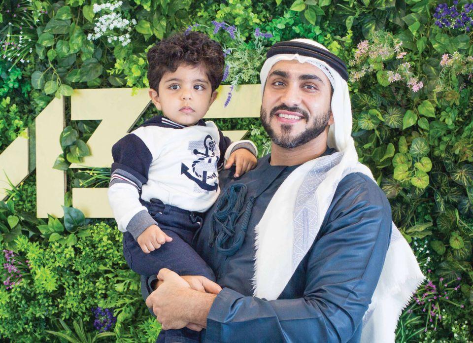 قصة نجاح ملهمة للشباب الإماراتي