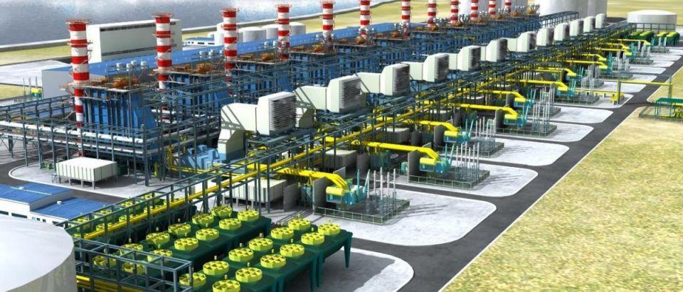 السعودية: بناء إحدى أكبر محطات تحلية المياه عالمياً
